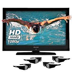 celcus 3d tv image